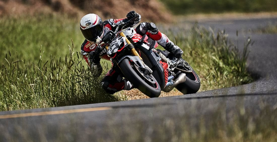 Ducati Pikes Peak International Hill Climb 2019 Streetfighter V4 Prototyp