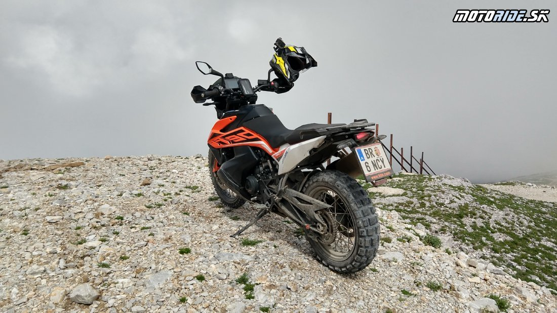 Offroad na vrch Bjelašnica 2067 m - KTM Adventure Rally 2019, Bosna