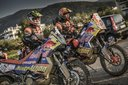 Hellas Rally Grécko Touratech Adventure Raid