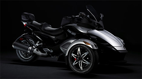 Bombardier / Can-Am Spyder 2008