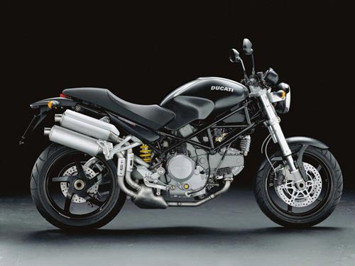 Ducati Monster S2R Dark 2005