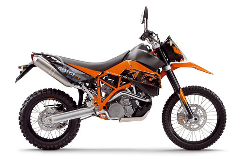 KTM 950 Super Enduro R 2010