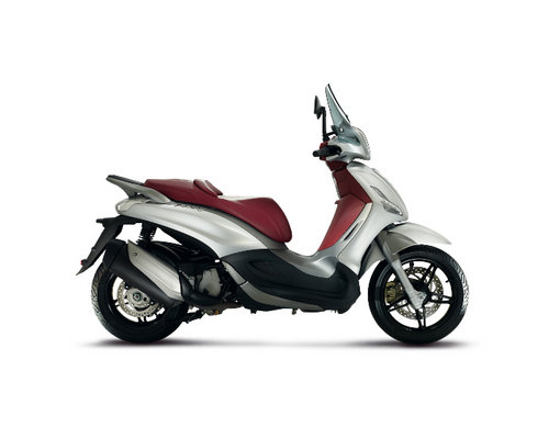Piaggio Beverly Sport Touring 350IE 2013