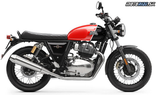 Royal Enfield Interceptor 2019