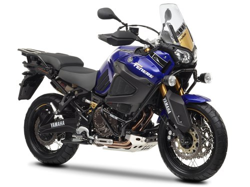 Yamaha XT1200Z Super Ténéré World Crosser 2016